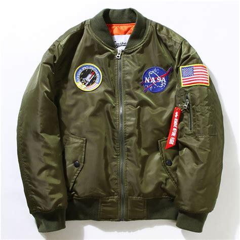 Jaket Bomber Laki Laki buy grosir jaket angkatan udara from china jaket angkatan udara penjual aliexpress