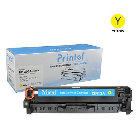 Toner Hp 305a Yellow printel 174 brand new replacement toner cartridge for hp