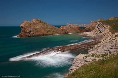 imagenes gratis españa descargar gratis playa de el madero costa quebrada