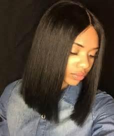 how to cut black hair in a bob best 25 black hair bob ideas on pinterest short black