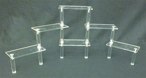Acrylic Countertop Displays by Acrylic Counter Displays Acrylic Trays