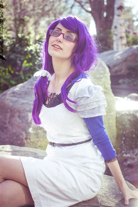 Rize Kamishiro from Tokyo Ghoul Cosplay X 23 Cosplay
