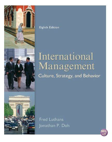 Marketing Strategy 8th Edition solution manual for international management culture