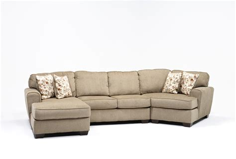 sectional with cuddler patola park 3 piece cuddler sectional w laf cornr chaise