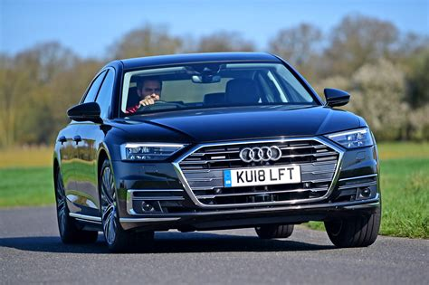 new audi 2018 a8 new audi a8 55 tfsi 2018 review auto express