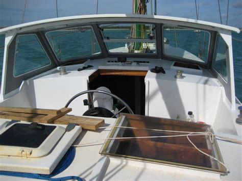 boat dodger building a hard dodger for sailboat google search boat