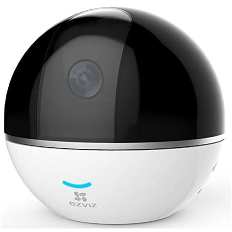 Ezviz C6t Mini 360 Plus 1080p Ip With Nightvision Sandisk 128gb ezviz mini 360 plus 1080p ip cctv pan tilt zoom c6t white jakartanotebook