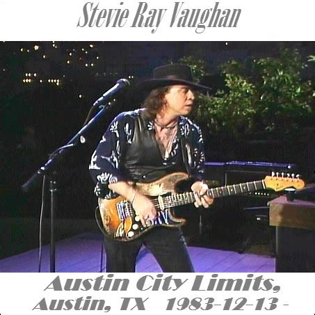 soundaboard double decker stevie ray vaughan austin city limits austin tx