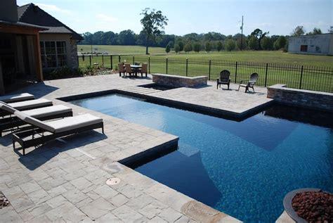 contemporary pools contemporary pools lafayette la contemporary pool