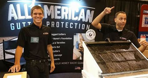 all american gutter protection getting a gutter guard estimate all american gutter