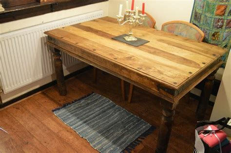 large wood dining table dining room table solid wood