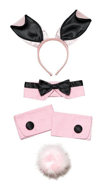 Girlset Pink s bunny kit pink and black my fancy dress