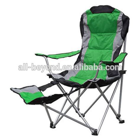 outdoor folding cing chair with footrest rbc 5404