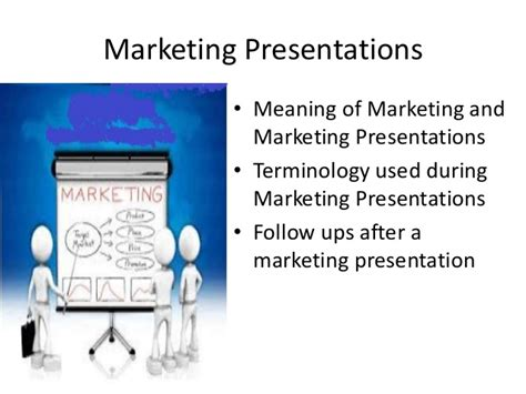 Bs Mba Meaning by Mba Ii Unit 2 Business Vocabulary For Marketing Presentations