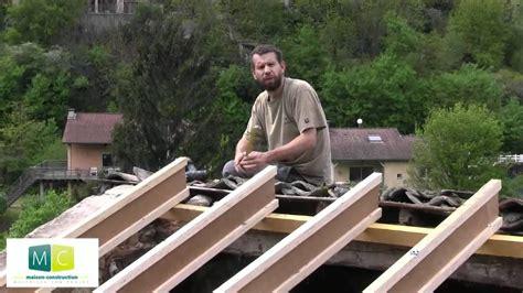veranda toit 4 pans r 233 novation toiture refaire une toiture ancienne