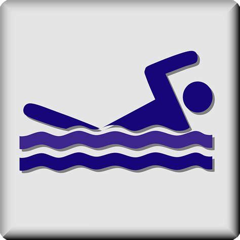 imagenes de simbolos graficos vector gratis nataci 243 n piscina nadar imagen gratis en