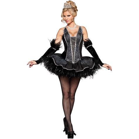 Costume Hallowen Black 1 black swan costume ballerina fancy dress in clothing from novelty special