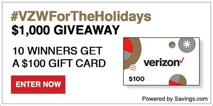 Verizon Visa Gift Card - verizon wireless 100 visa gift card giveaway 10 winners ends 12 21 16 mama
