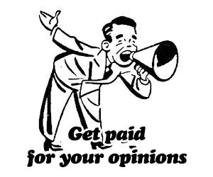 Get Paid For Opinions - 5 easy ways to make money online without investment