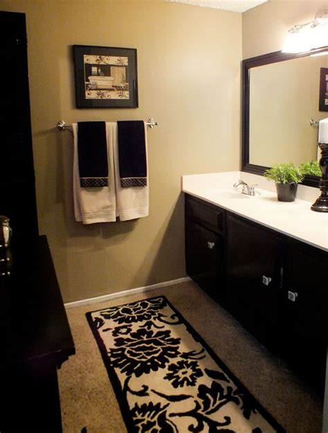 1000  ideas about Black Cabinets Bathroom on Pinterest