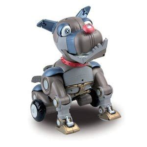 robot puppies robot dogs