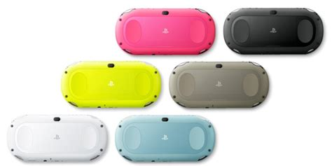 ps vita slim colors borderlands 2 coming with playstation vita slim this