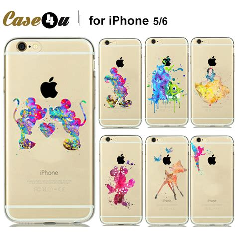 Tinker Bell Casing Samsung Iphone 7 6s Plus 5s 5c 4s Cases aliexpress buy tinker bell soft clear