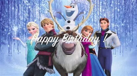 wallpaper frozen happy birthday funny frozen happy birthday e card on vimeo