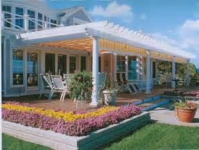 Backyard Shade Solutions Lighting Pergola Ideas For Deck 2450 Hostelgarden Net