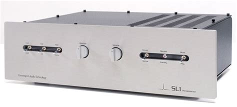H Audio Technology by Vintage Hifi Club Convergent Audio Technology Vintage