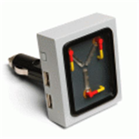 future flux capacitor usb car charger back to the future flux capacitor wristwatch