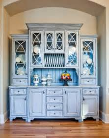 Kitchen Cabinet With Hutch by Custom China Hutch Traditional Kitchen Charleston
