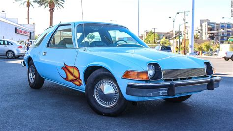 waynes used cars the amc pacer from wayne s world is for sale oct 7 2016