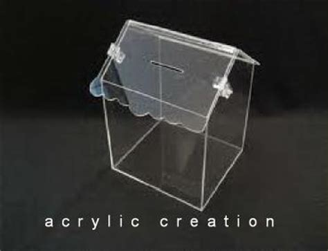 Acrylic Kotak Serbaguna Akrilik Serbaguna category kotak undian acrylic akrilik acrylic display