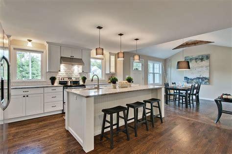 shaker style kitchen island dayton painted white shaker cabinets oa 5730 1280x850