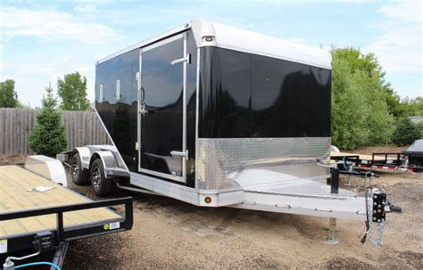 rugged cing trailers trailer inventory trailer dealer wi mirsberger sales and service