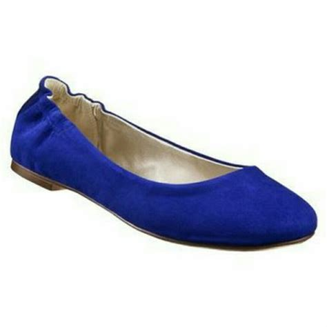 royal blue flats shoes 33 mossimo supply co shoes royal blue flats from