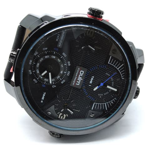 Jam Tangan Ripcurl Colorado Black Blue oulm jam tangan analog hp3749 black blue jakartanotebook