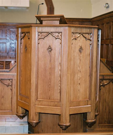imperial custom woodworking church pulpits pulpit furniture imperial woodworks