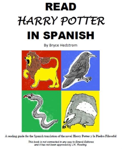 harry potter spanish ebook read harry potter in spanish bryce hedstrom tprs comprehensible input training