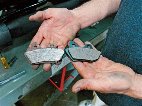 bedding brake pads why do my brakes squeal may be time for new brake pads