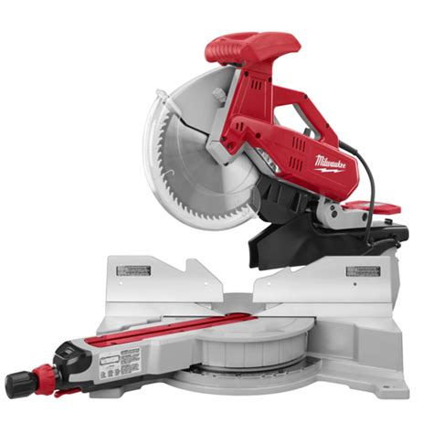 Milwaukee Dual Bevel 12 Quot Sliding Compound Miter Saw A