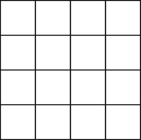 Free Craft Projects Bingo Bingo Template