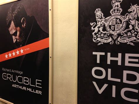 themes crucible arthur miller the crucible old vic a review
