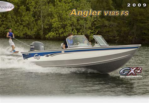 research 2009 g3 boats angler v175fs on iboats - G3 Boats Angler V175fs