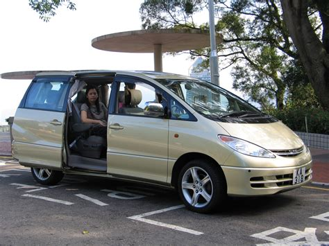 toyota previa toyota previa technical details history photos on better