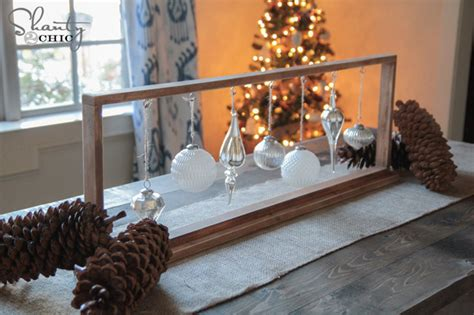diy christmas centerpiece shanty 2 chic