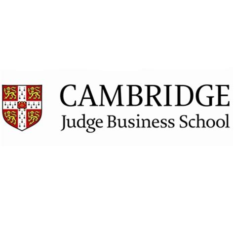 Cambridge Mba Courses by Judge Business School