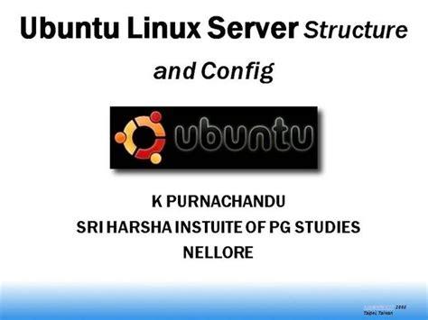 presentation templates for ubuntu ubuntu os authorstream