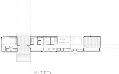 House Plans Mackay by Sunset Rock House By Mackay Lyons Sweetapple Architects